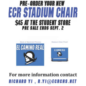 ECR Stadium Chair
