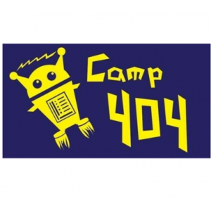 Camp 404 - July 16th to 27th, 2018